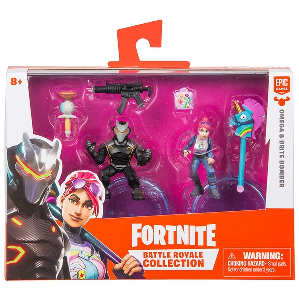 Fortnite Duo Pack - Omega & Brite Bomber
