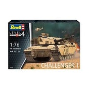Challenger I 1:76 Revell Model Kit