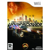 Need For Speed Undercover Game Wii