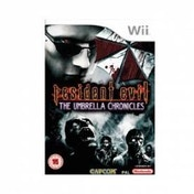 Resident Evil Umbrella Chronicles Game Wii