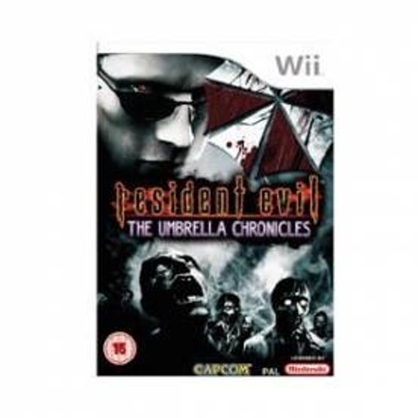 Resident Evil Umbrella Chronicles Game Wii - Image 1