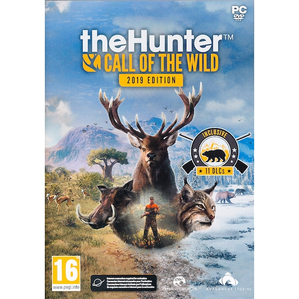 The Hunter Call of the Wild GOT PC Game