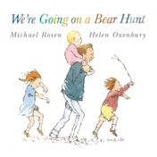 We're Going on a Bear Hunt by Helen Oxenbury, Michael Rosen (Paperback, 1993) by Michael Rosen (Paperback, 1995)
