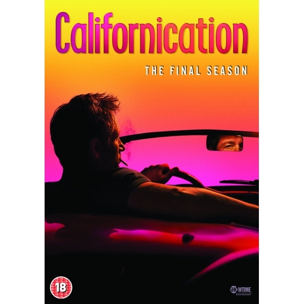 Californication The Final Season DVD