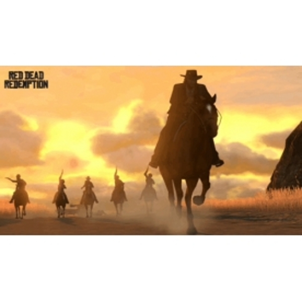 Red Dead Redemption Game PS3 - Image 4