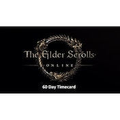 The Elder Scrolls Online 60-Days Pre-Paid Time Card PC CD Key Download