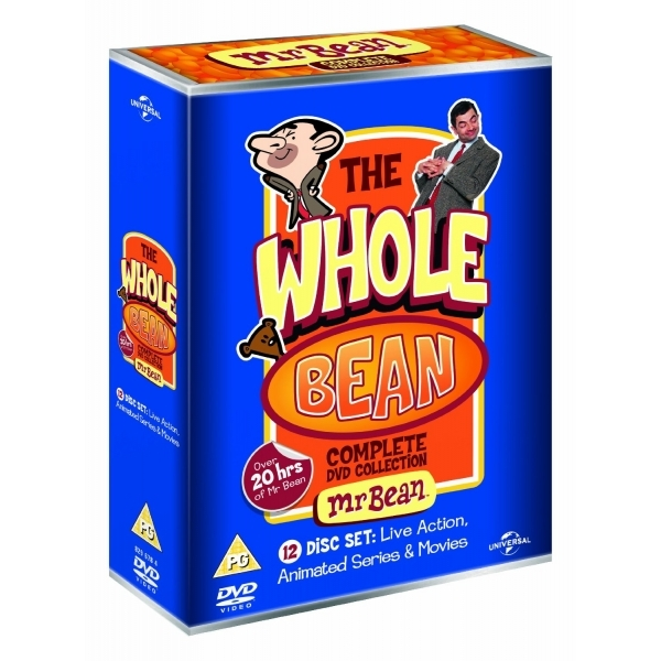 The Whole Bean: Complete DVD Collection