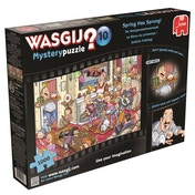 Wasgij Mystery 10 Spring Has Sprung 1000 Piece Jigsaw Puzzle