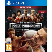 Big Rumble Boxing Creed Champions Day One Edition PS4 Game