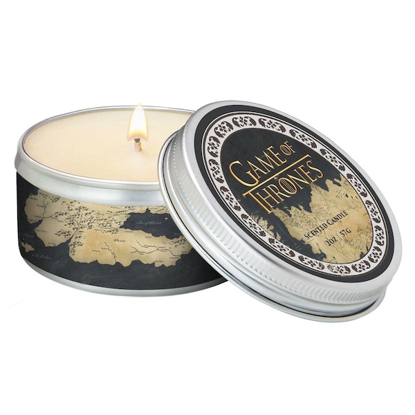 Westeros (Game of Thrones) 60ml Tin Candle