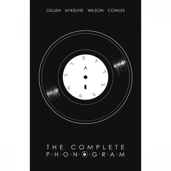 Complete Phonogram Hardcover