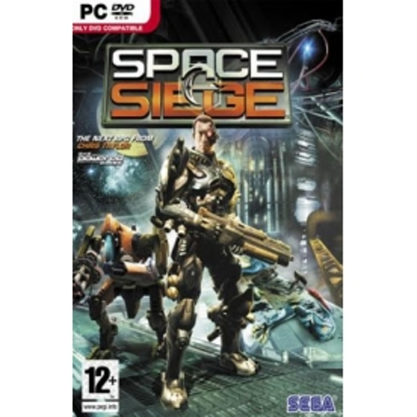 Space Siege Game PC