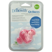 Dr Brown's Orthees Teether (Pink)
