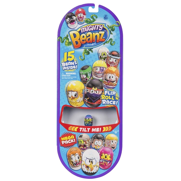 Mighty Beanz Collector Mega Pack