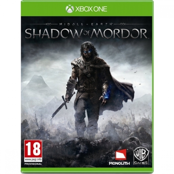 Ex-Display Middle-Earth Shadow of Mordor Xbox One Game (Disc Only) Used -  Like New