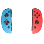 Meglaze Neon Blue/Red Joy-Con Controller Nintendo Switch