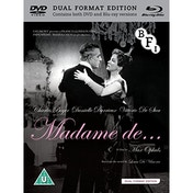 Madame de... DVD   Blu-ray