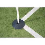 Precision Rubber Corner Pole Base