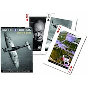 Battle of Britain Collectors Playing Cards