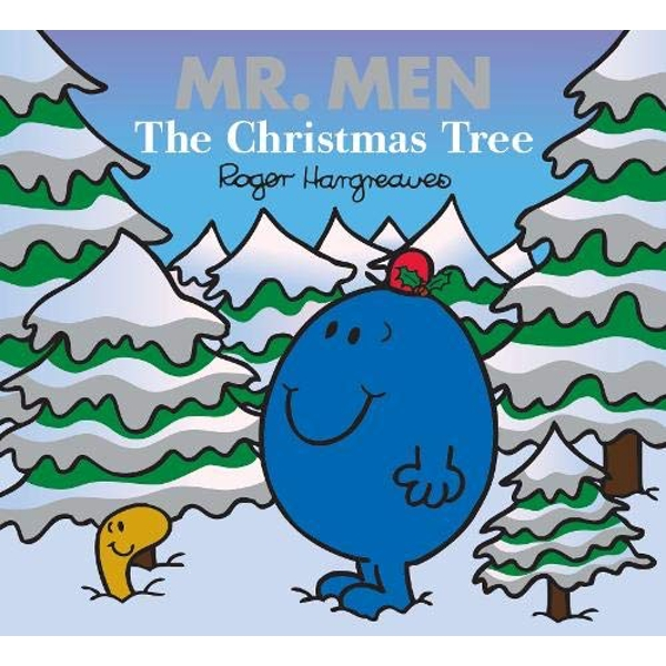 Mr. Men The Christmas Tree by Roger Hargreaves (Paperback, 2015)
