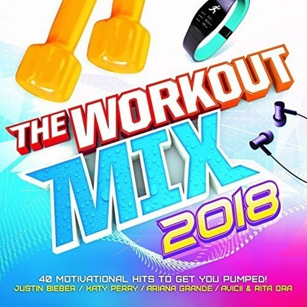 The Workout Mix 2018 CD