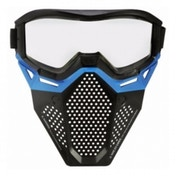 Ex-Display Nerf (Blue) Rival Precision Battling Face Mask Used - Like New