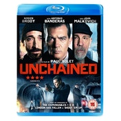 Unchained Blu-ray