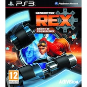 Generator Rex Agent of Providence Game PS3 [Used]