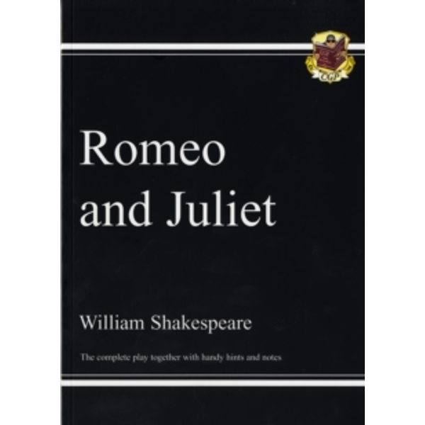 Romeo and Juliet - The Complete Play by William Shakespeare (Paperback, 2002)