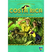 Costa Rica Reveal the Rainforest! Board Game