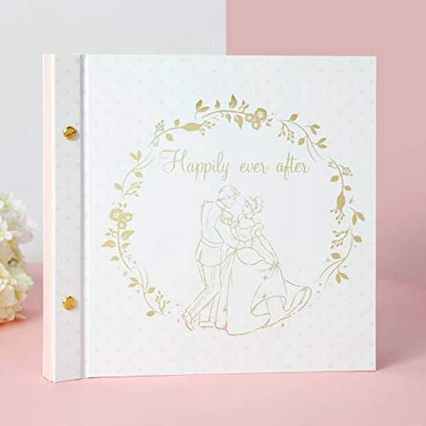 Disney Happily Ever After Wedding Photo Album - Cinderella