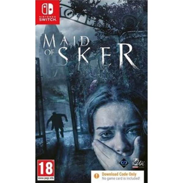Maid Of Sker Nintendo Switch Game [Code in a Box]