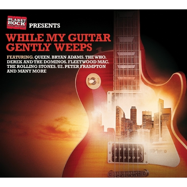 While My Guitar Gently Weeps CD