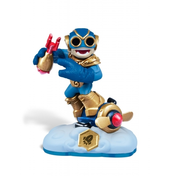 Boom Jet (Skylanders Swap Force) Swappable Air Character Figure - Image 1