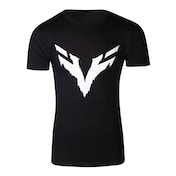 Ghost Recon - The Wolves Men's X-Large T-Shirt - Black
