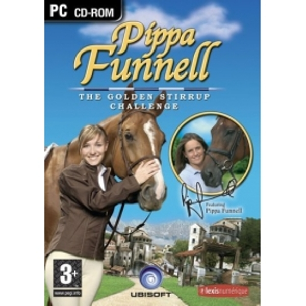 Pippa Funnell 3 The Golden Stirrup Challenge Game PC