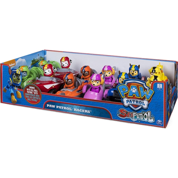 Paw Patrol Rescue Race (1 At random) - Image 1