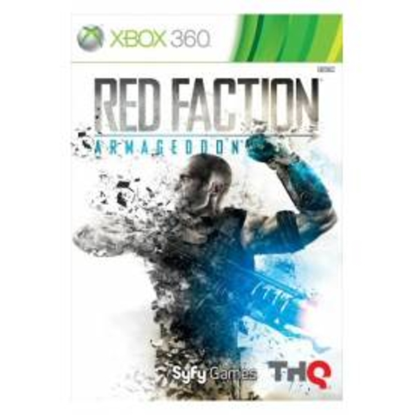 Red Faction Armageddon Commando & Recon Edition Game Xbox 360