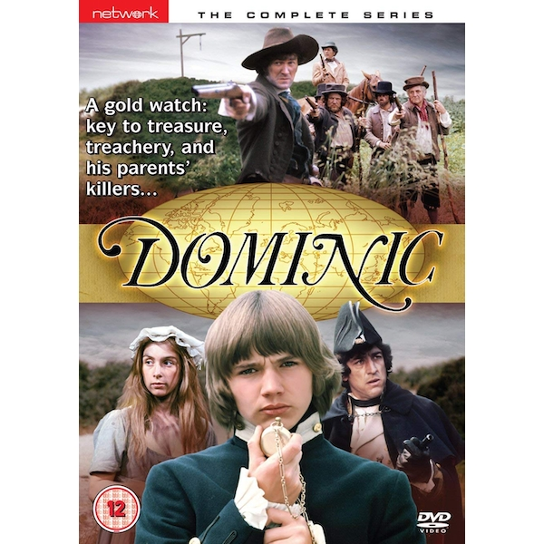 Dominic The Complete Series DVD