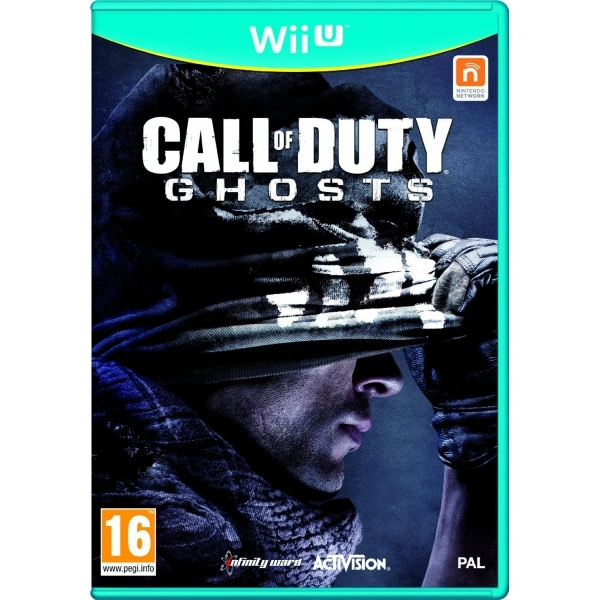 Call Of Duty Ghosts Game Wii U - Image 1