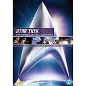 Star Trek 6 The Undiscovered Country DVD