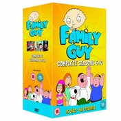 Family Guy Season 6 - 10 DVD