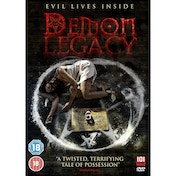 Demon Legacy DVD