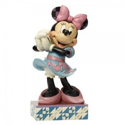 Disney Traditions Minnie Mouse (Classic Disney) All Smiles Figurine