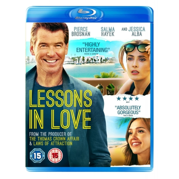 Lessons In Love Blu-ray