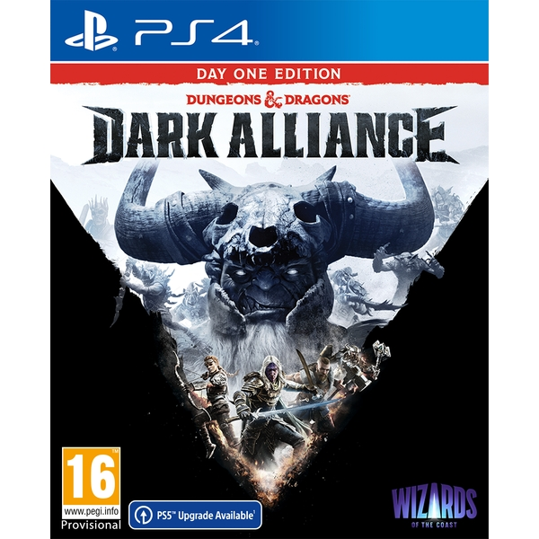 Dungeons & Dragons Dark Alliance PS4 Game - Image 1