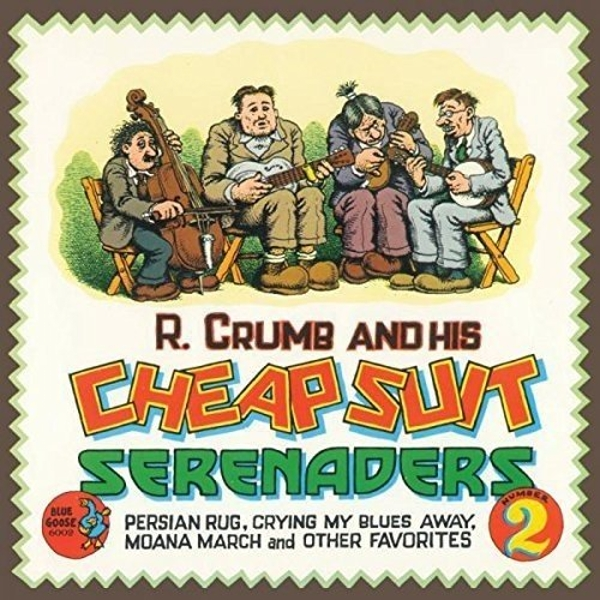 R. Crumb And His Cheap Suit Serenaders - Number 2 Vinyl