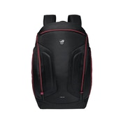 Asus ROG SHUTTLE 17inch Backpack Oversized Interior Water Resistant Black & Red