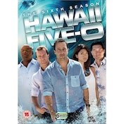 Hawaii Five-0: Season 6 DVD