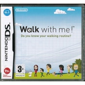 Walk With Me Game DS